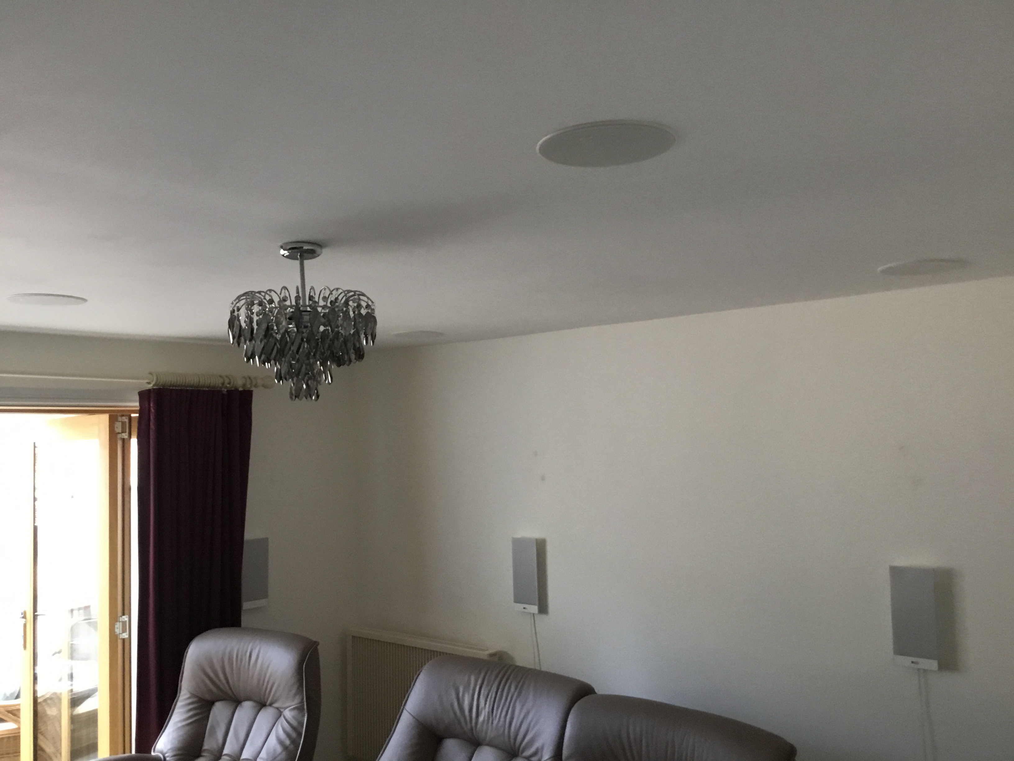 ceiling way ceilings pair speaker audio hr in dayton alt