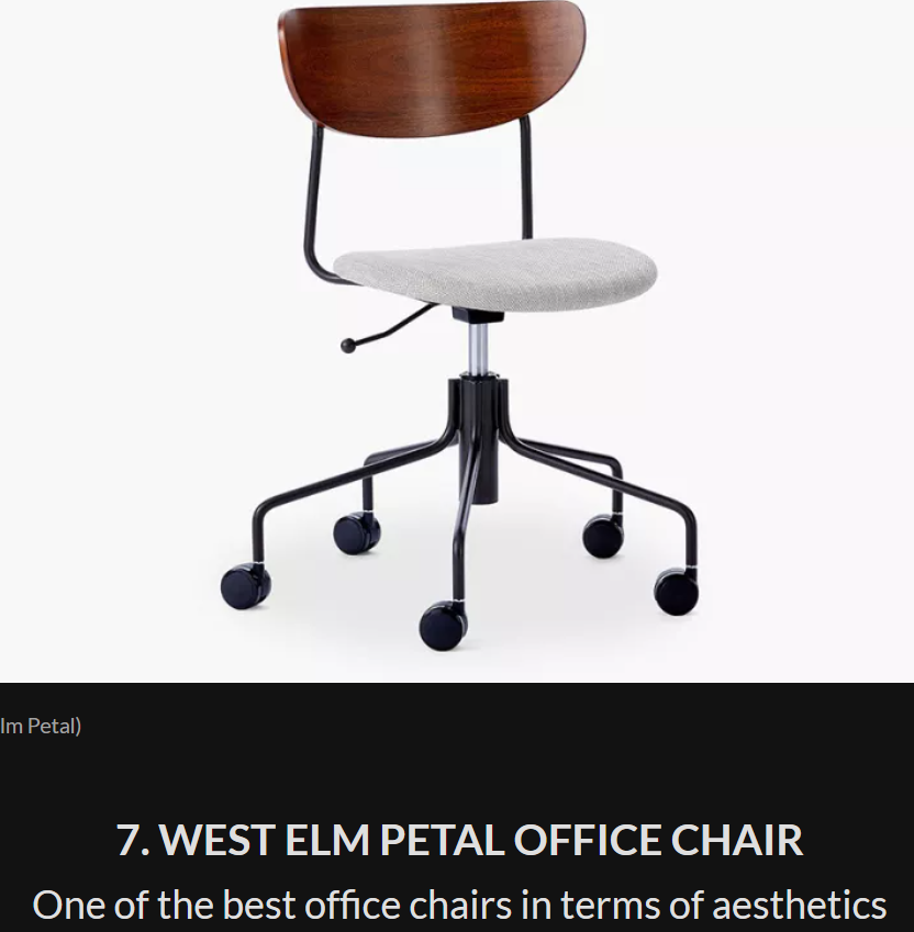 Office Chairs Recommendations Sought Avforums