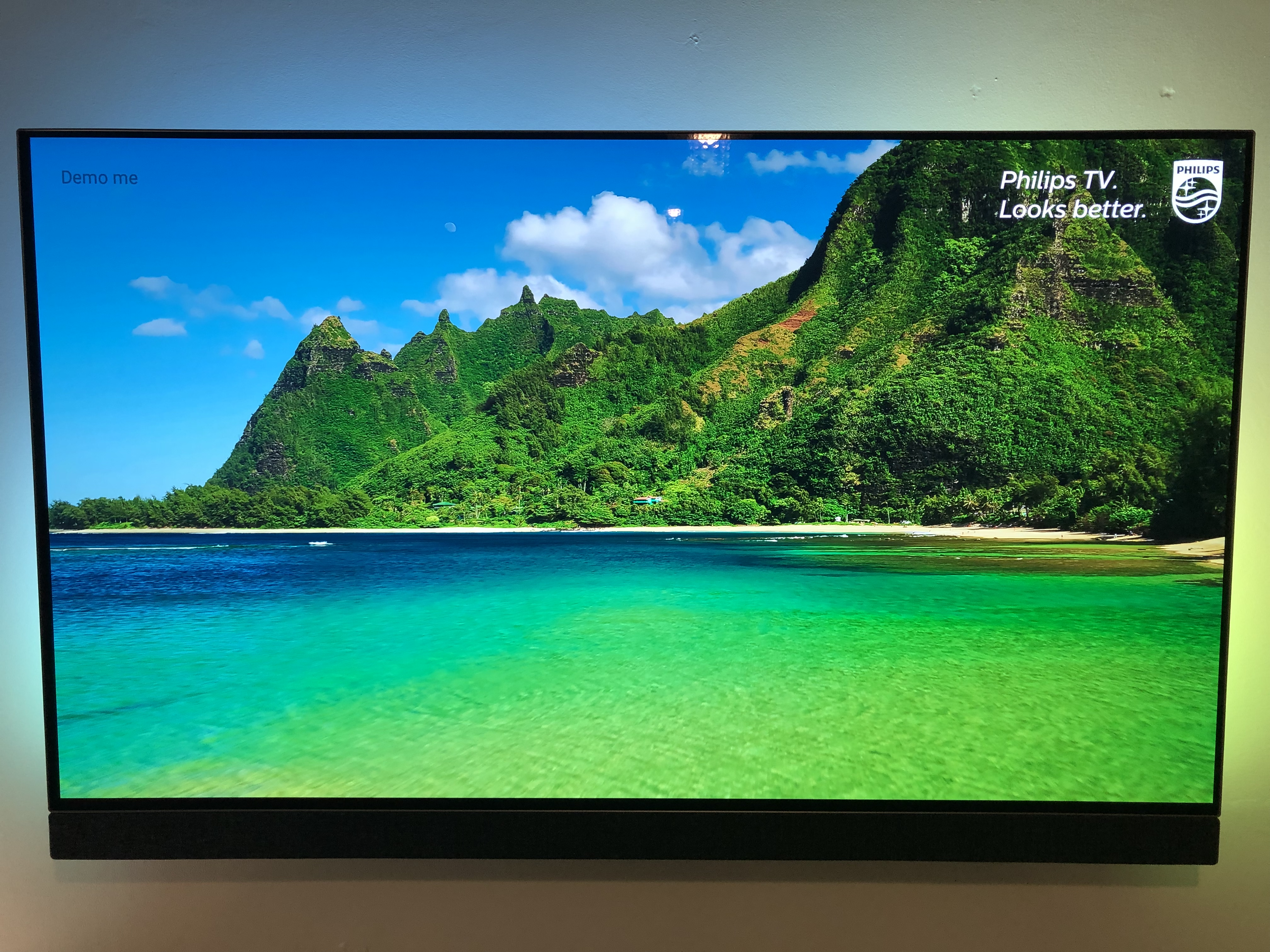 Test oled tv 2019