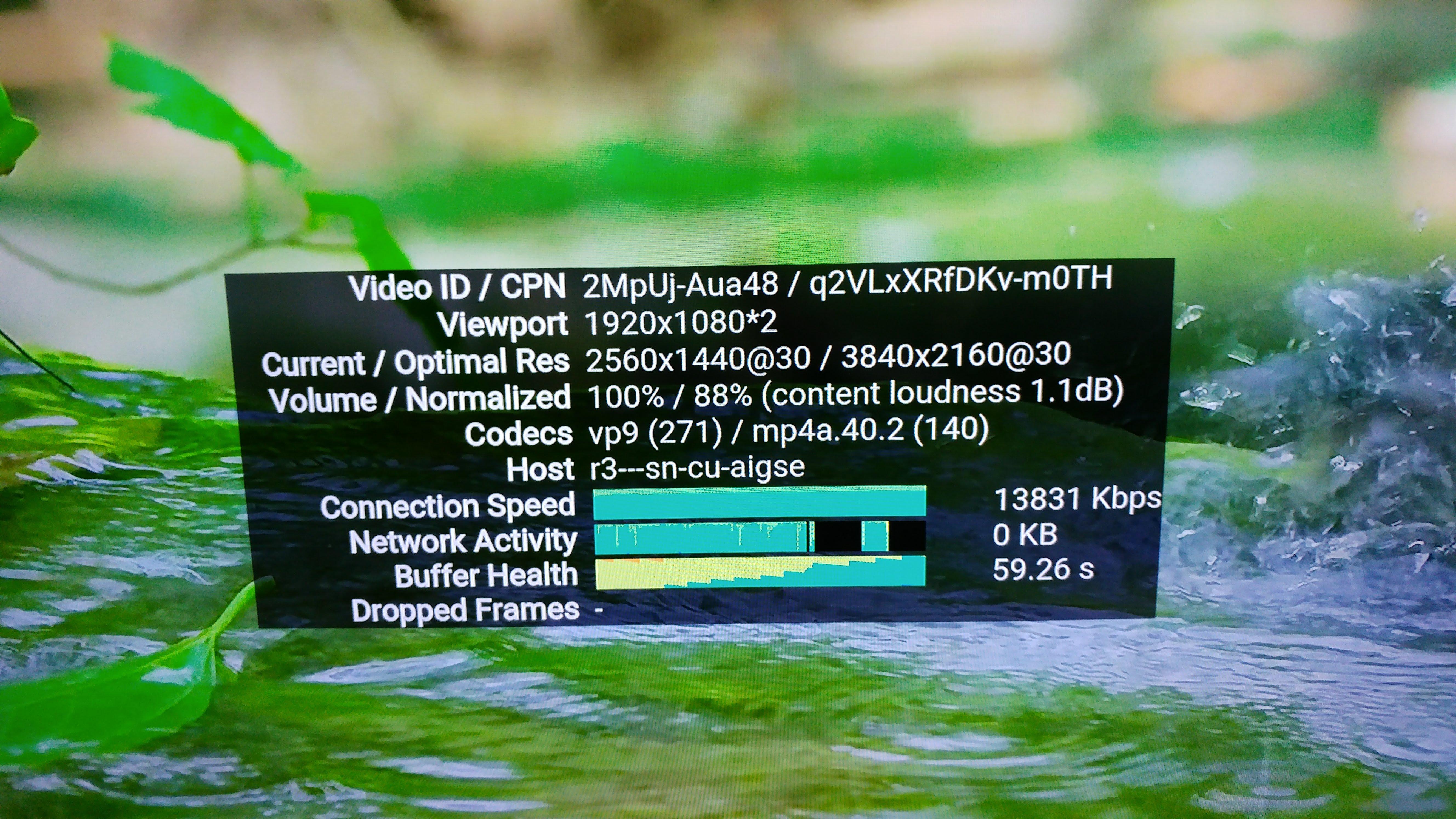 Question - 4k YouTube on Samsung TV | AVForums