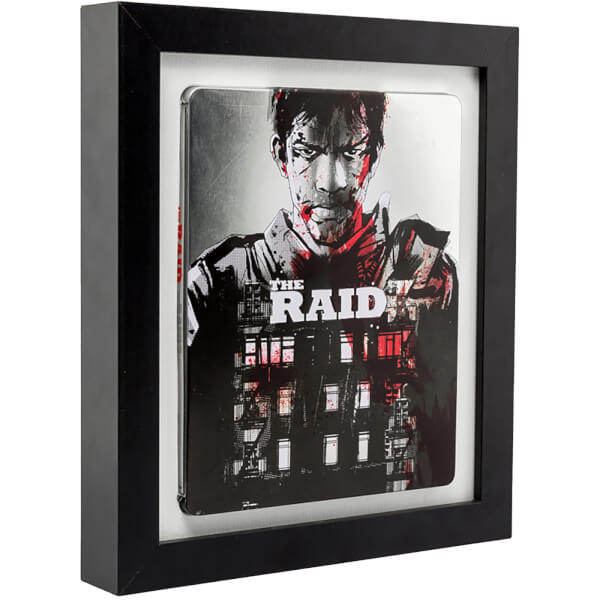 Blu-ray 3D Collectors Frame with Mount for DVD and 4K UHD Steelbooks