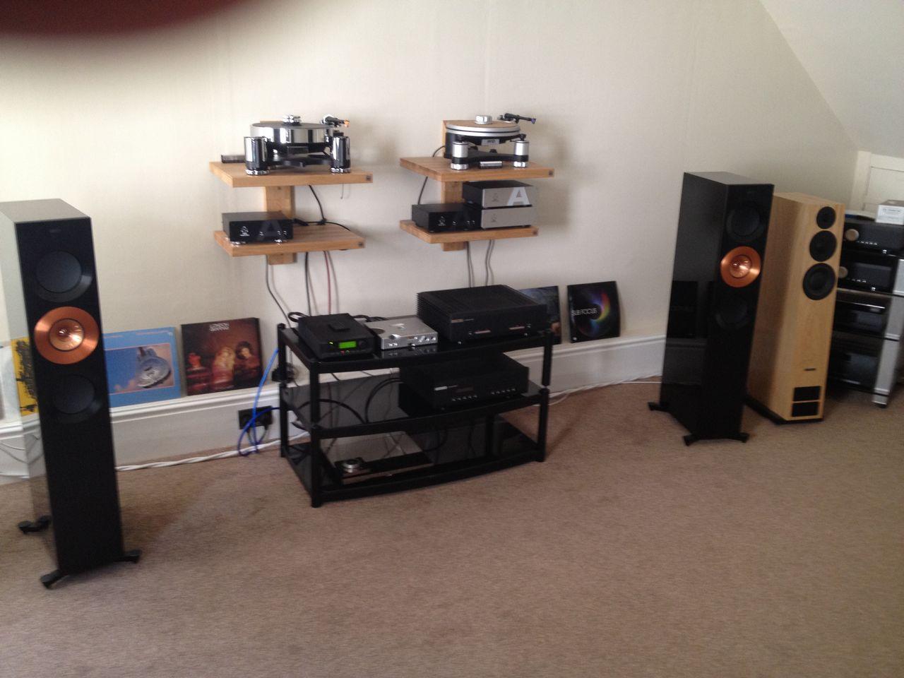 Proper hi-fi speaker recommendations for under £4k (new or used