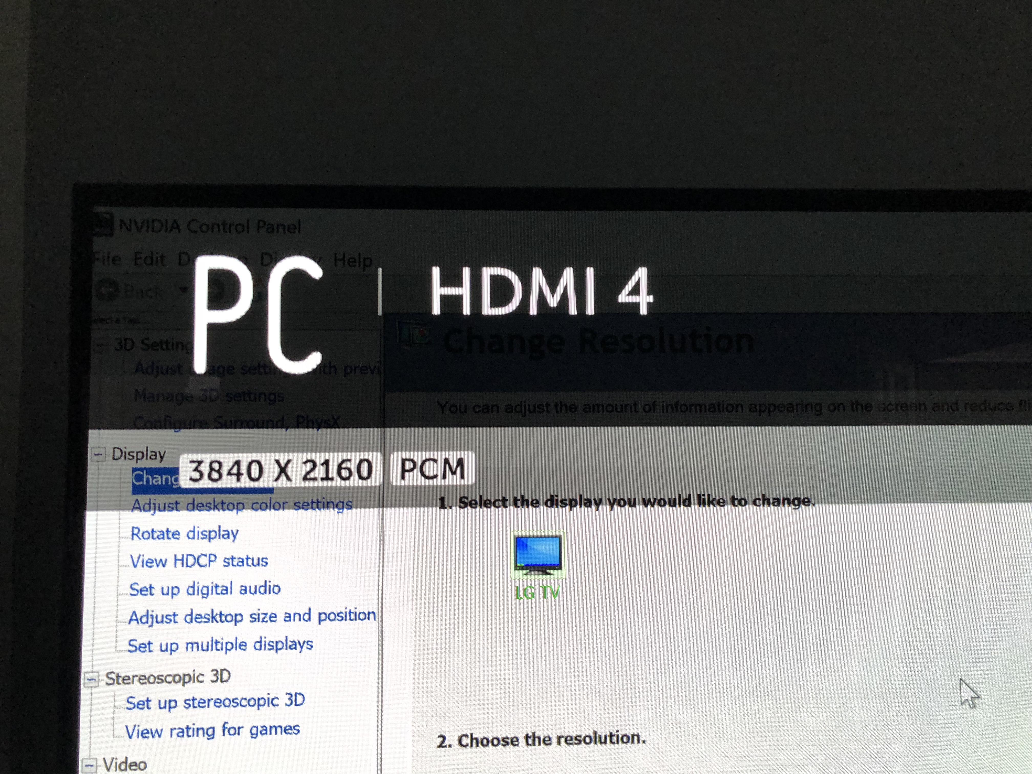 16:9 aspect ratio on LG OLED TVs?? | AVForums
