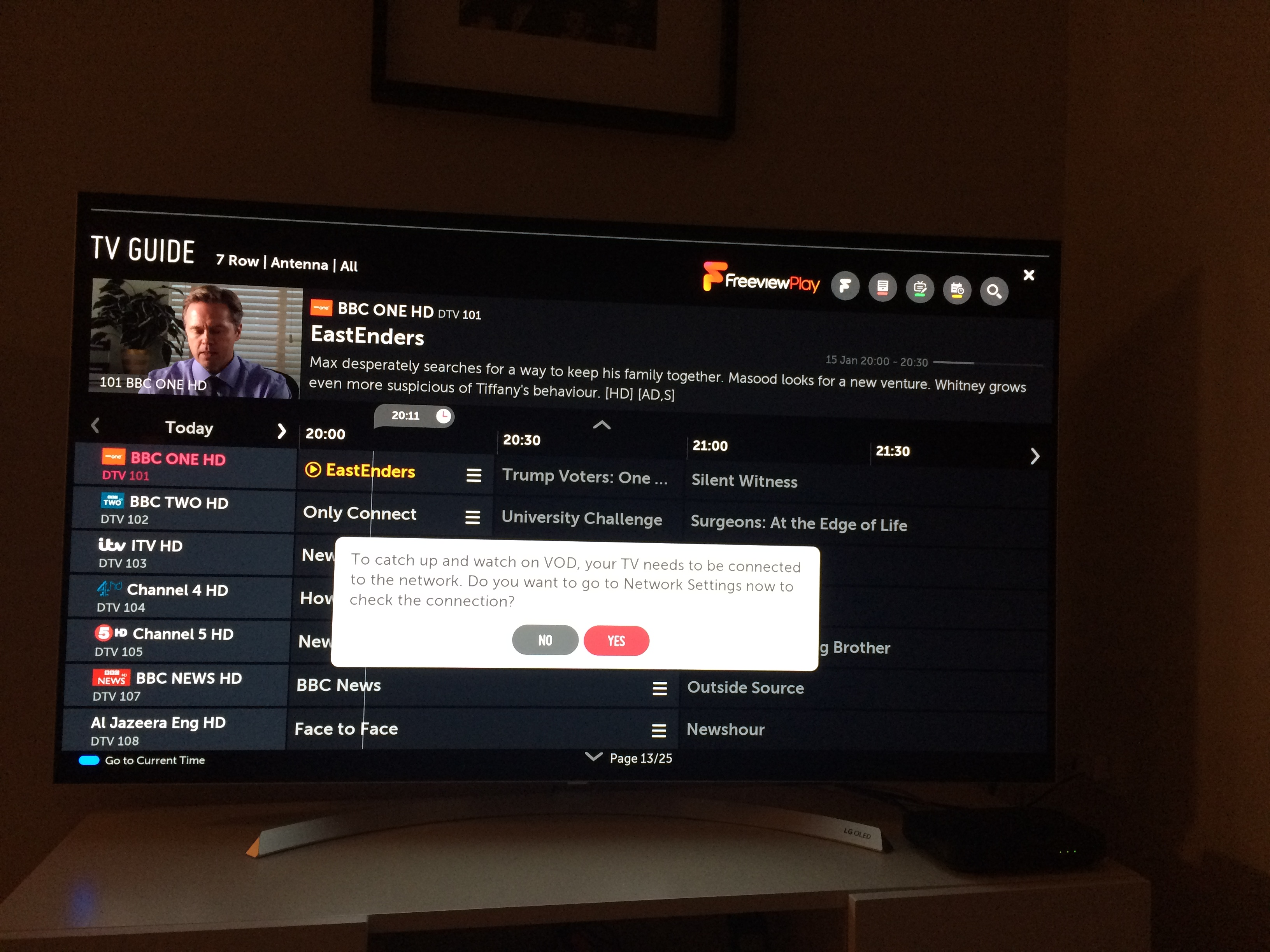 LG B7 OLED TV - Owners and Discussion Thread | Page 84