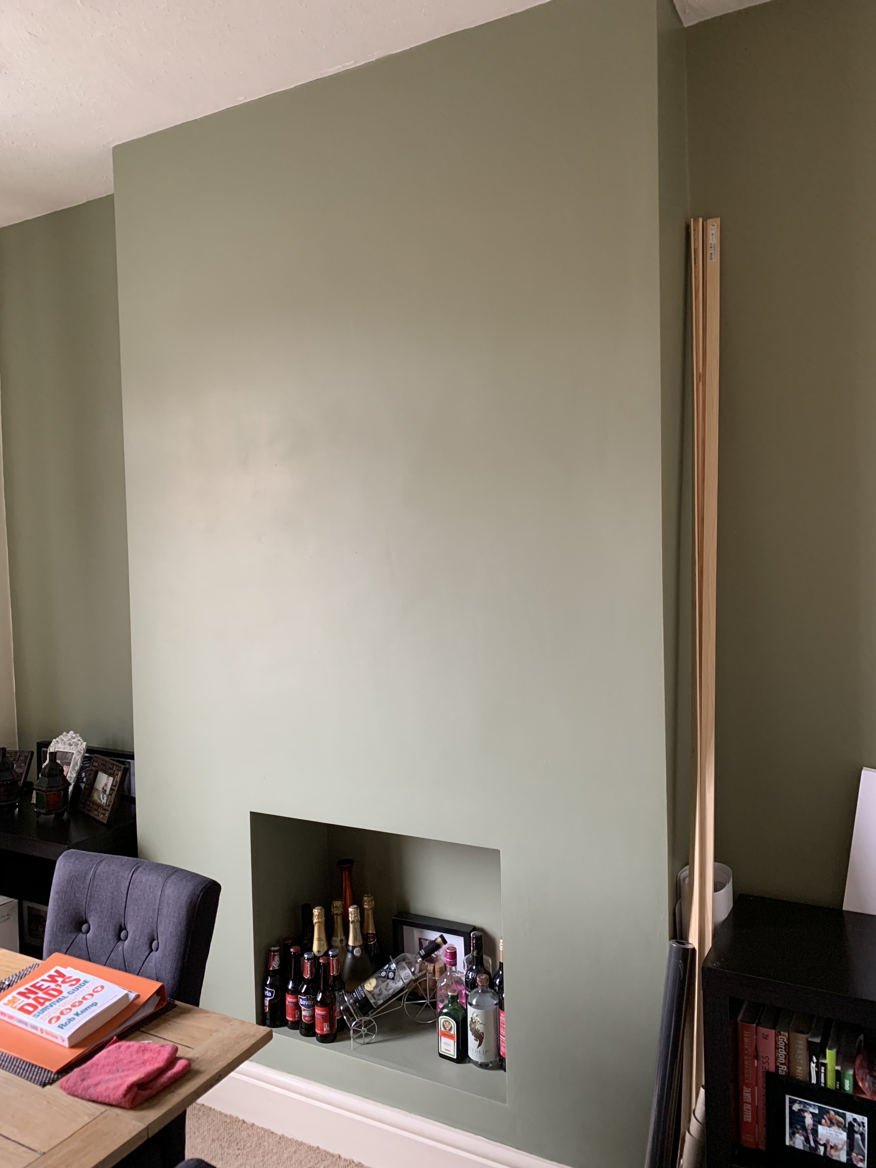 Mounting tv on chimney breast help and ideas avforums