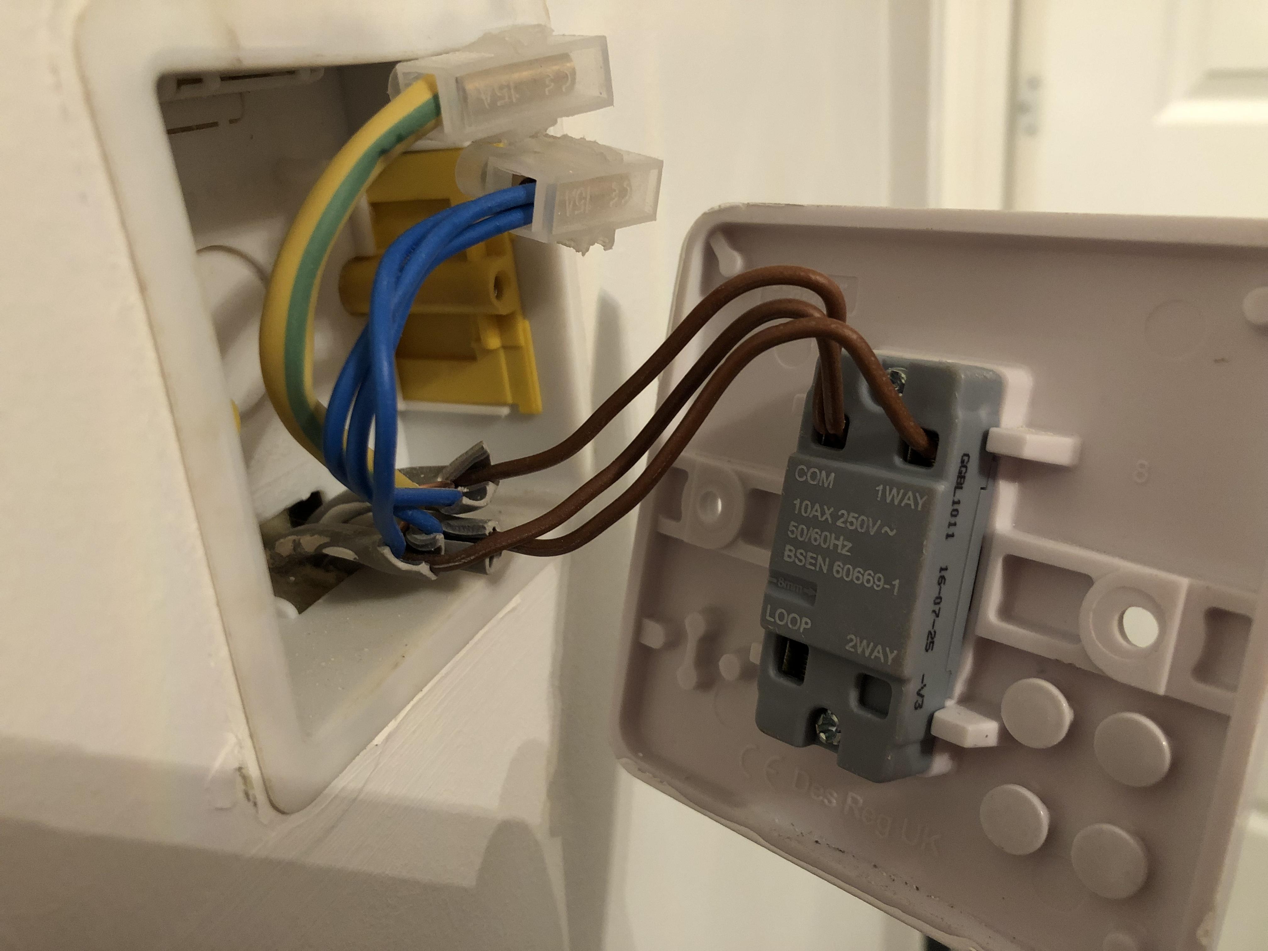 Sonoff Light Switch Wiring Avforums Basic