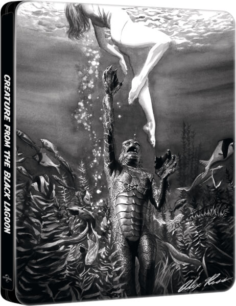Creature from the Black Lagoon: Alex Ross Collection (Zavvi