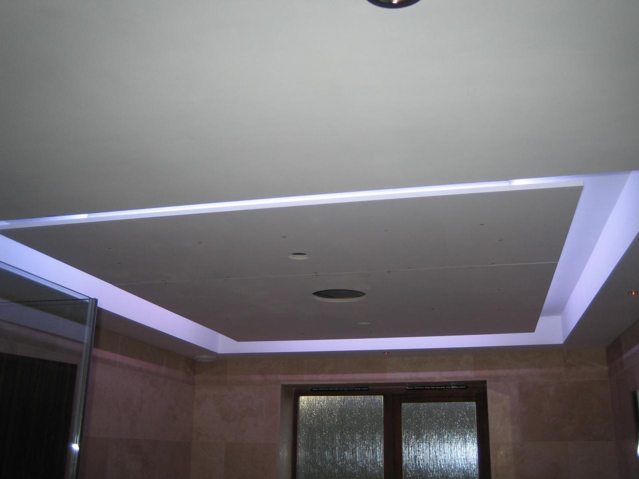 False Ceiling Led Strip Idea Advice