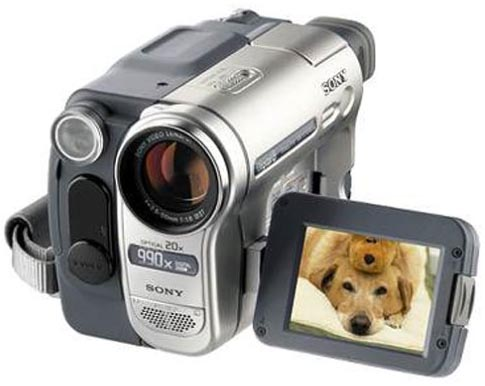 SONY DCR-TRV265E CAMCORDER USB DRIVERS FOR WINDOWS DOWNLOAD