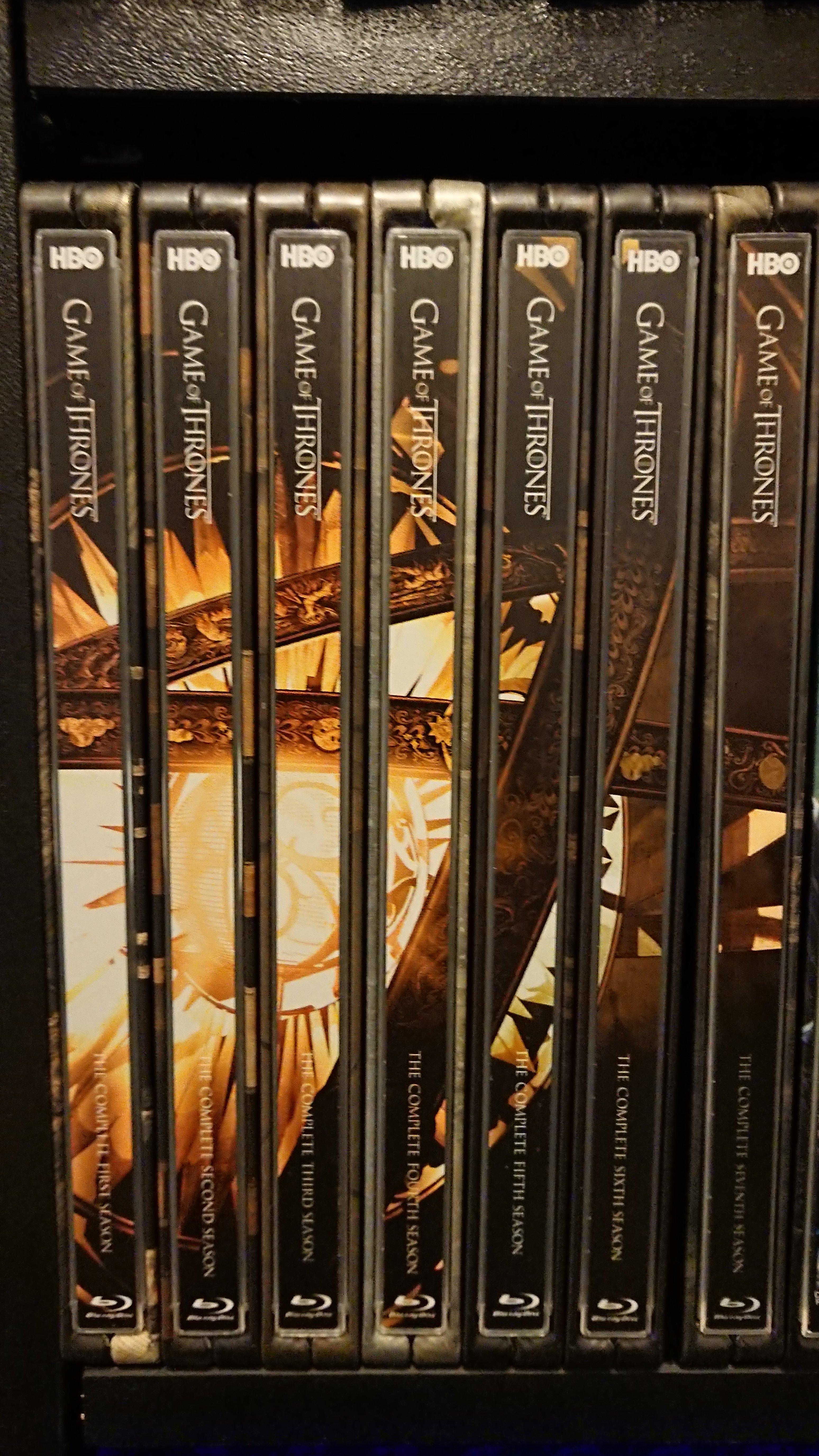 27+ Game Of Thrones 4K Steelbook JPG