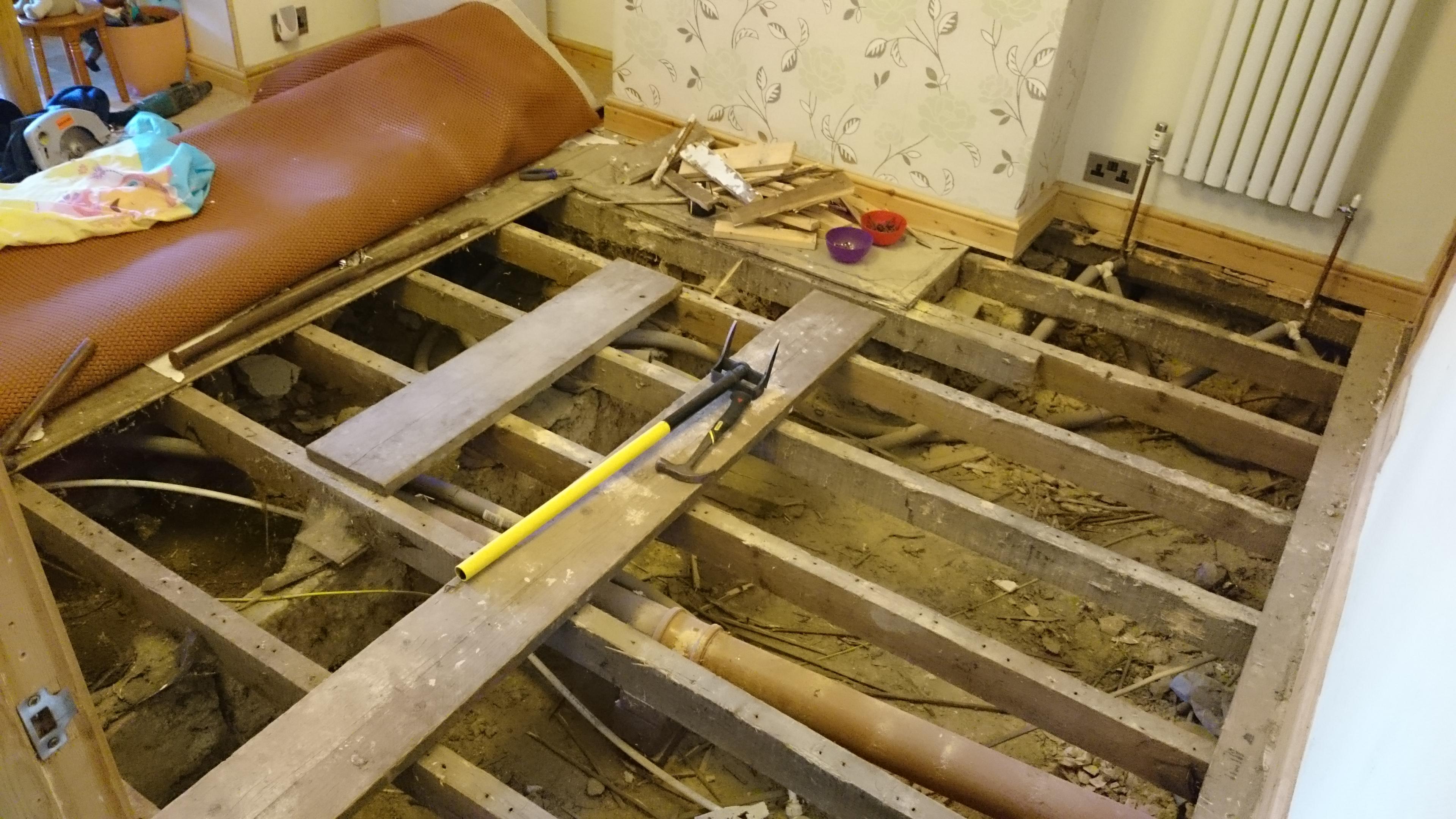 Suspended Timber Floor Insulation Avforums