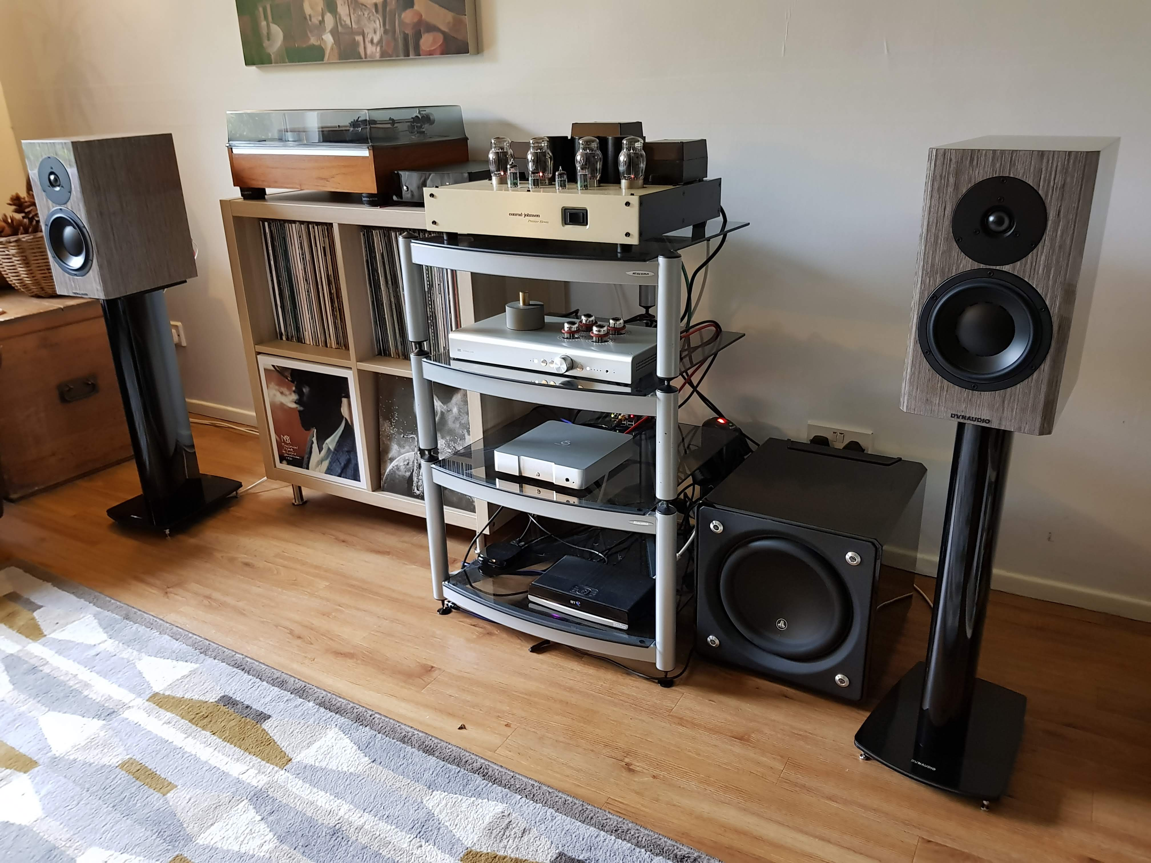 Dynaudio Special Forty Standmount Speaker Review & Comments