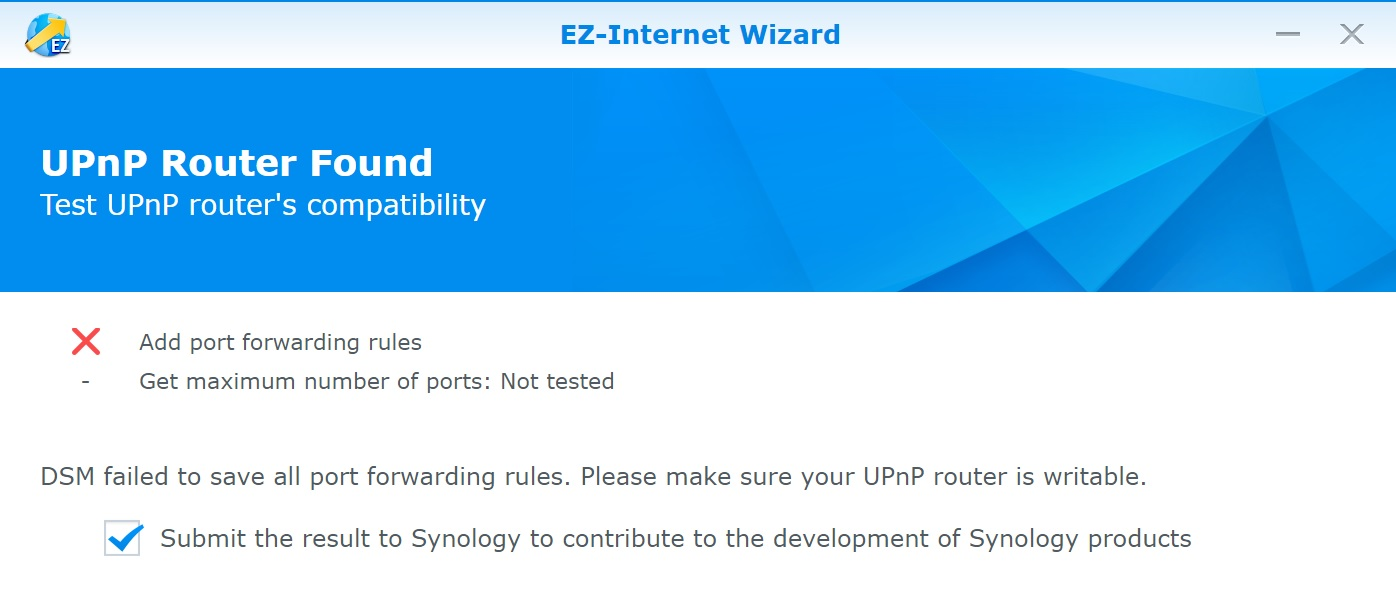 Question - Synology Remote Access - App and Laptop | AVForums