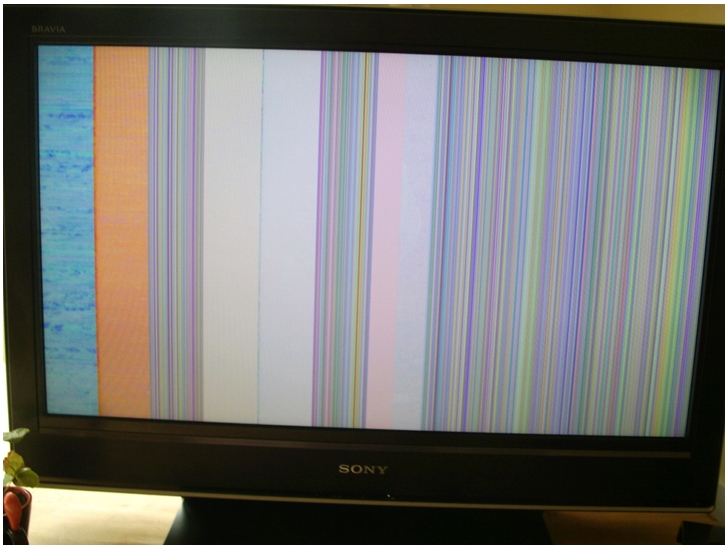 Sony Bravia KDL-32D3000 - Purple vertical line! faulty? | Page 25