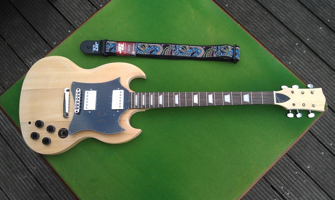 Guitar kit build | AVForums