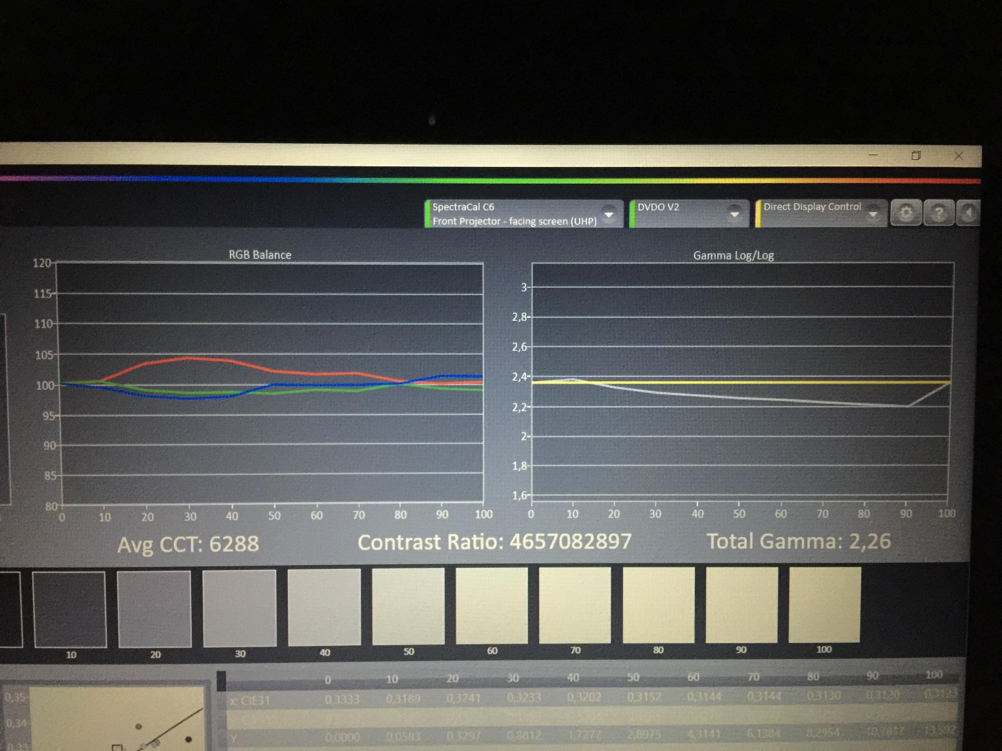 JVC X5000 (DLA-X5000B) Projector Review | Page 7 | AVForums