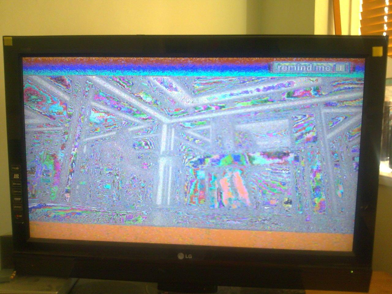 lg tv rare screen problems = baffled need advice | AVForums