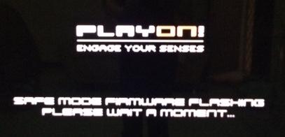Question - AC Ryan PlayOn HD3 stuck at boot screen, need
