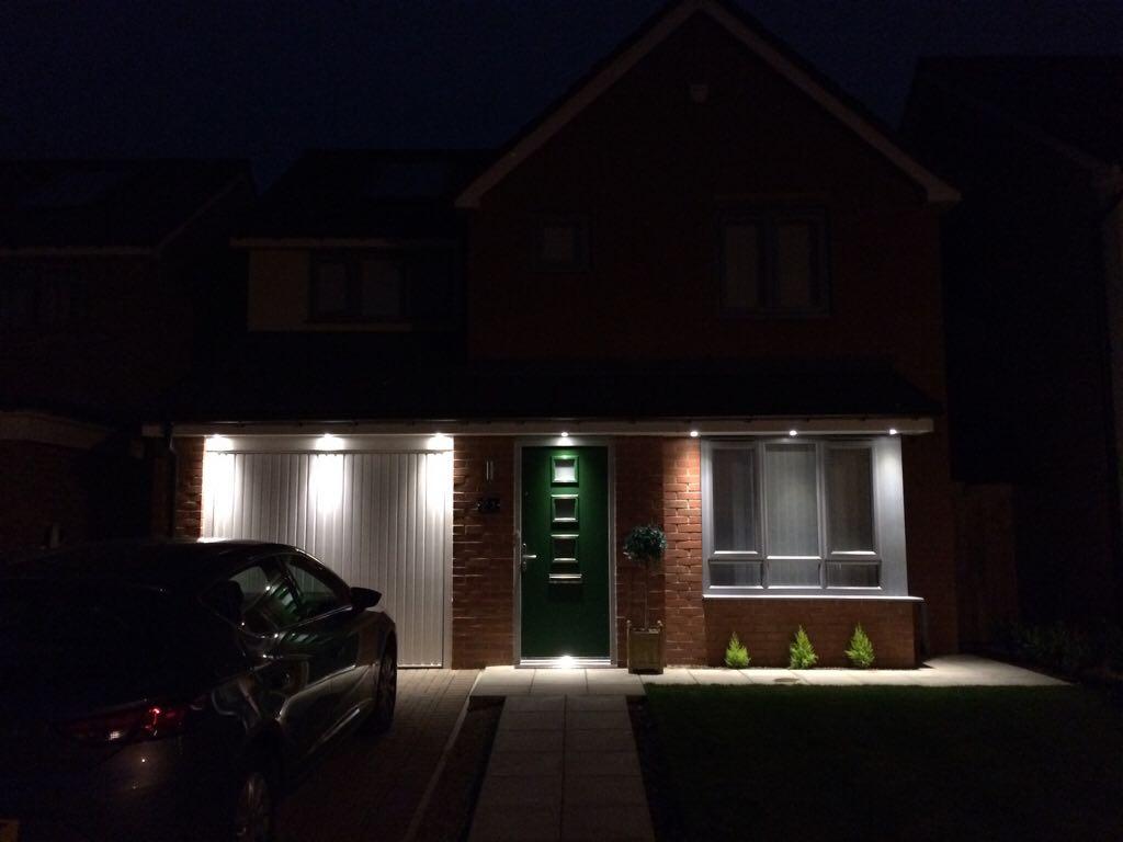 Outdoor Downlights In Soffit Avforums