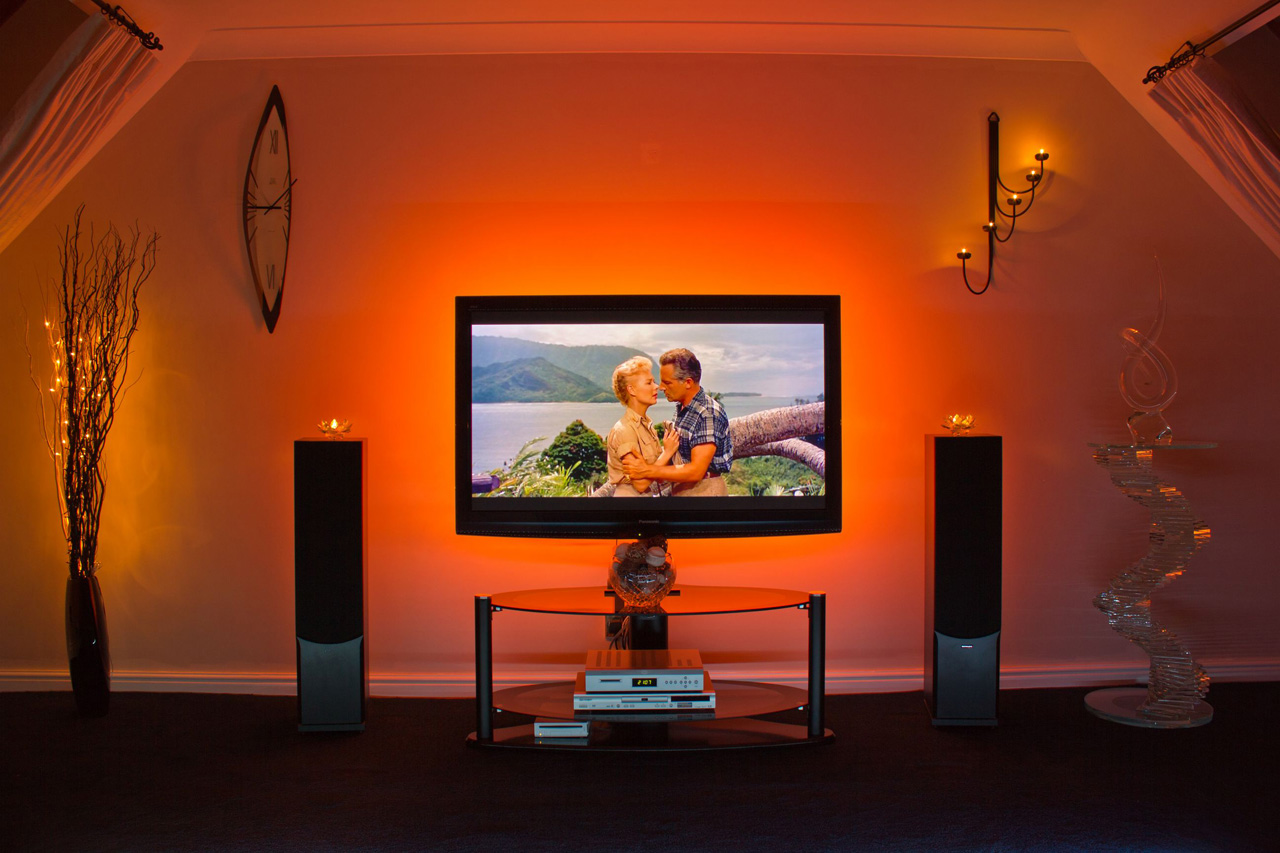 Led Lighting Avforums Pictures Of Led Strips Behind Tv With Led Light  Strips Behind Tv