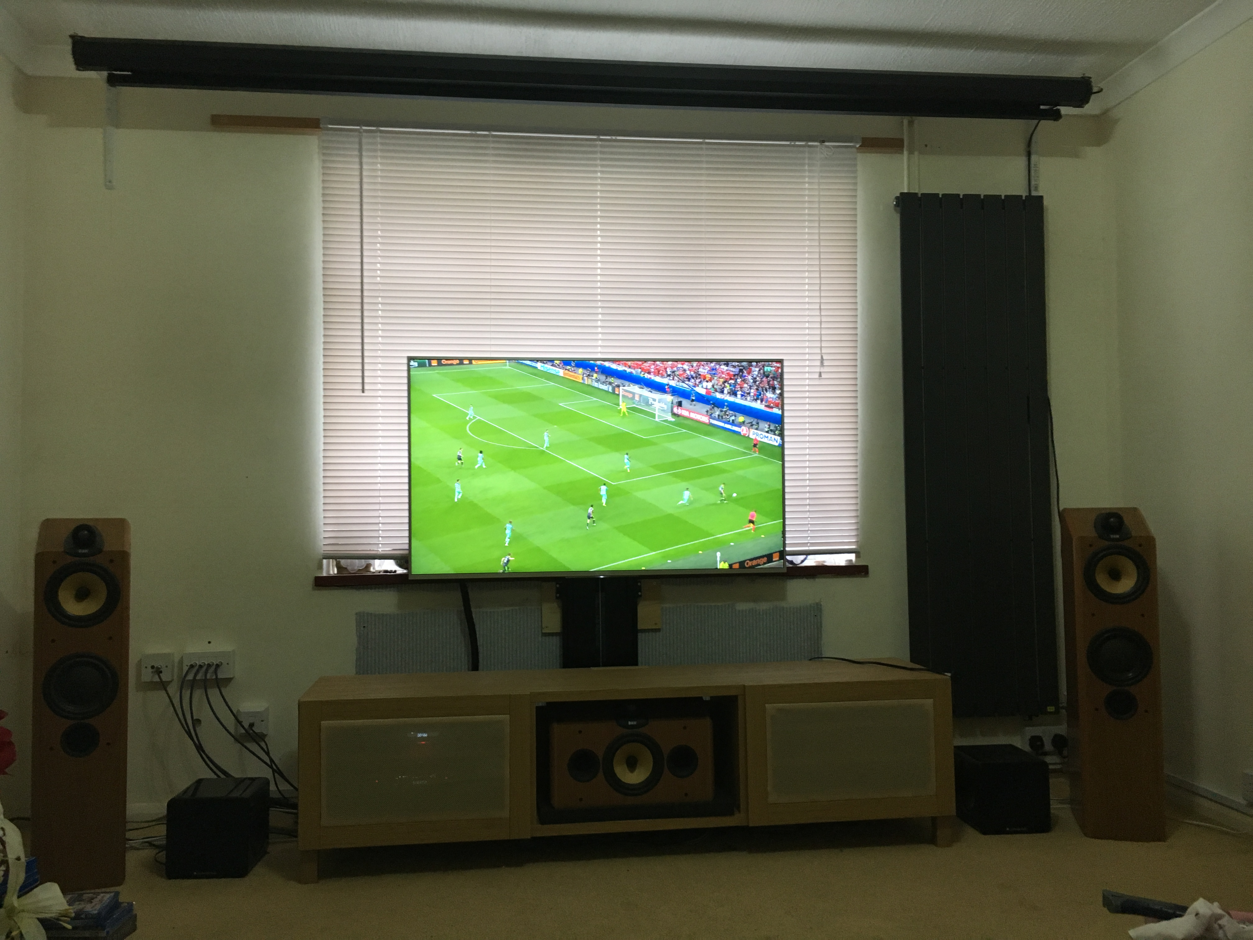 Placing A Tv Stand Infront Of A Radiator Avforums