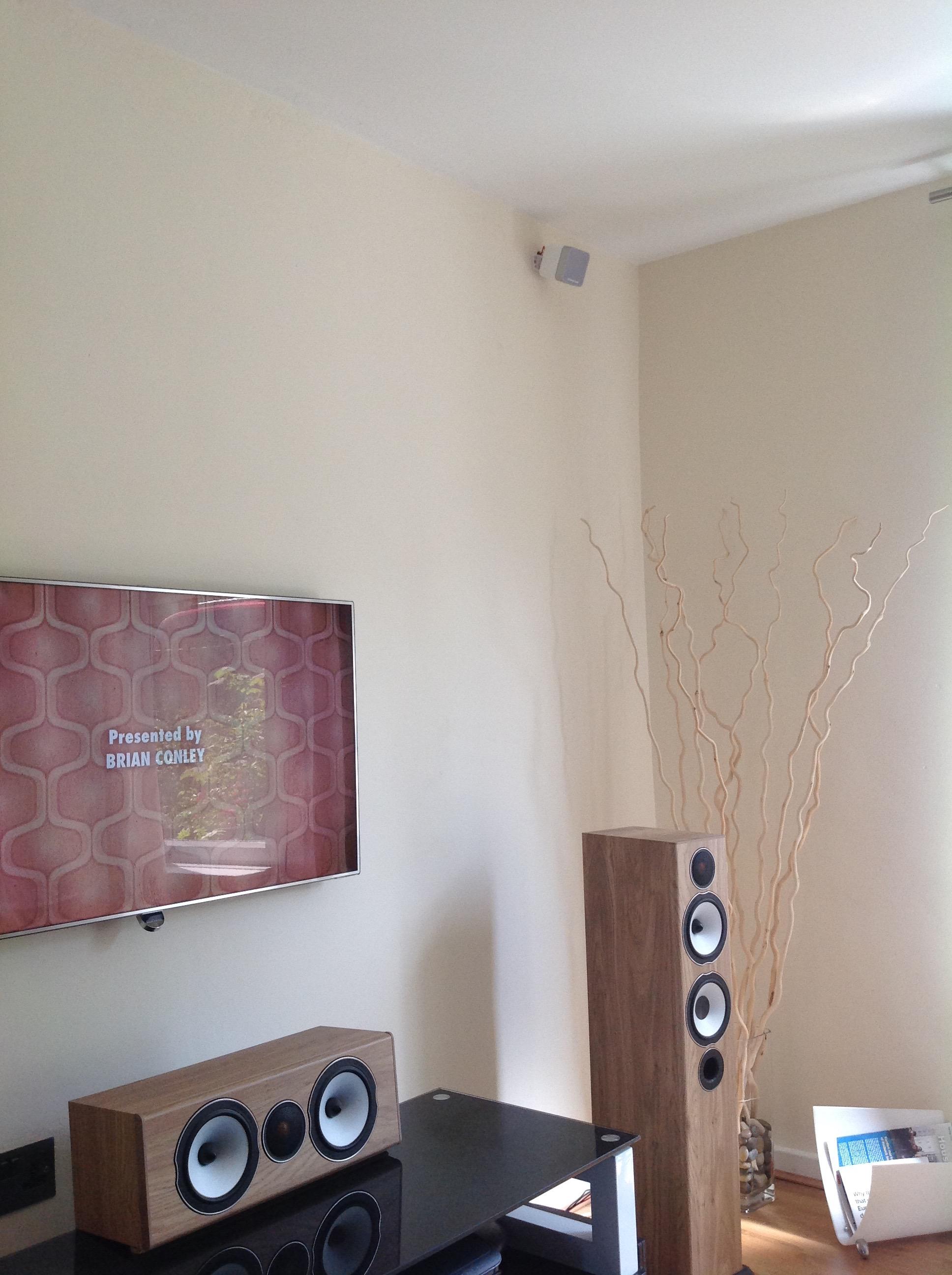 way senal ceiling b h speakers c pro premium csp system mount product pair reg speaker