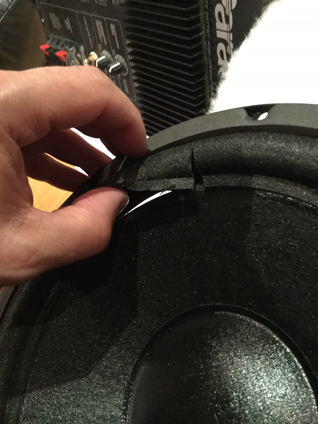 Question - Paradigm PRR-10 replace or repair- help! | AVForums