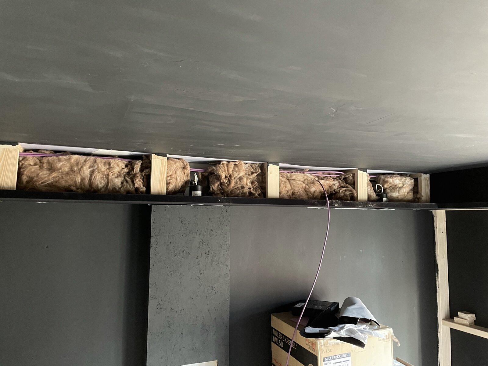 bulkhead insulation