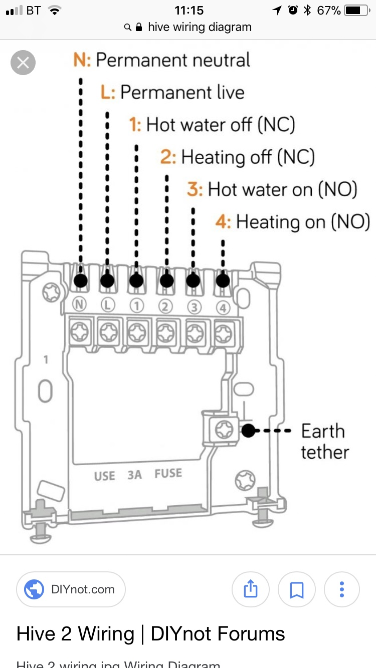 Hive Hot Water And Heating Wiring Diagram Trusted Ge Heater Fitted In Place Of Current Controller Avforums