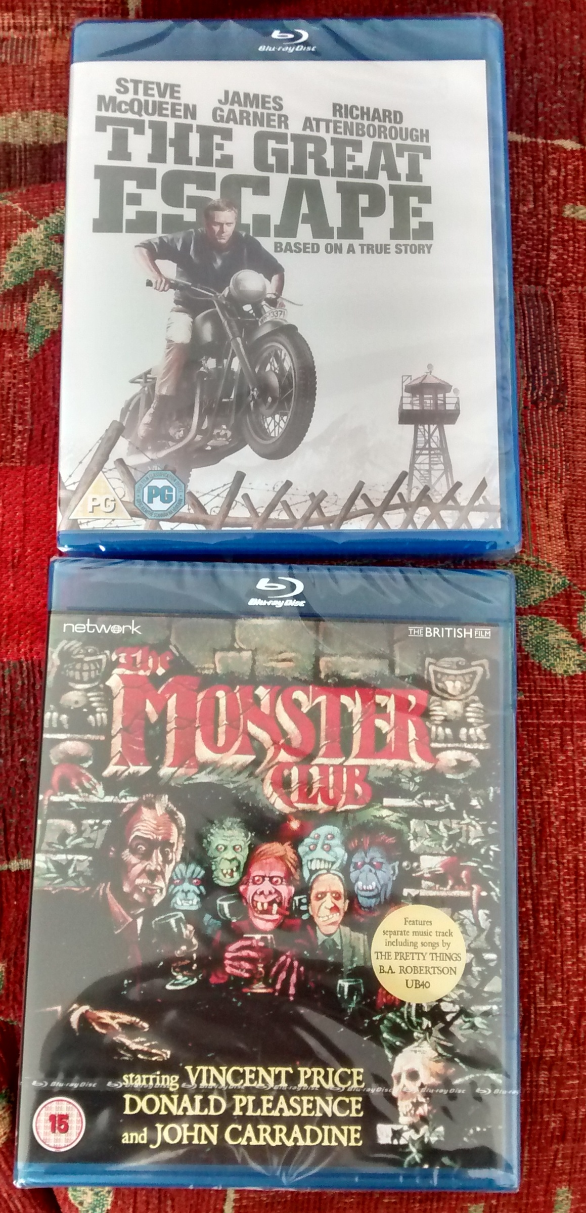 What was your last Blu-ray purchase? Part 6 (please read
