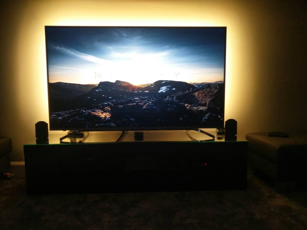 TV ambient rear lighting | AVForums