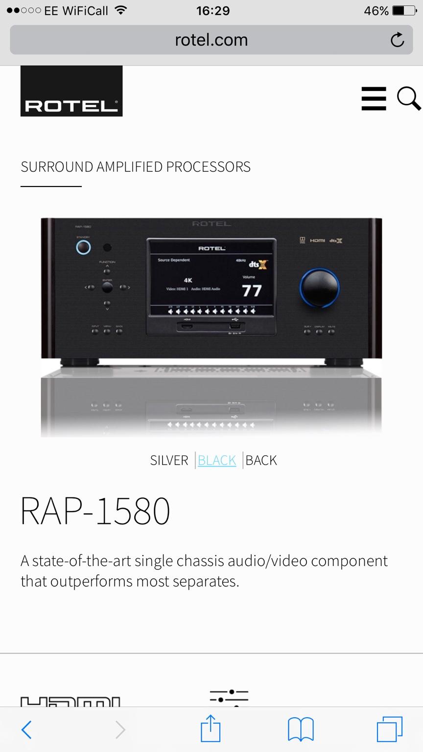 New AVR / Pioneer SC-LX801 & SC-LX901 | AVForums