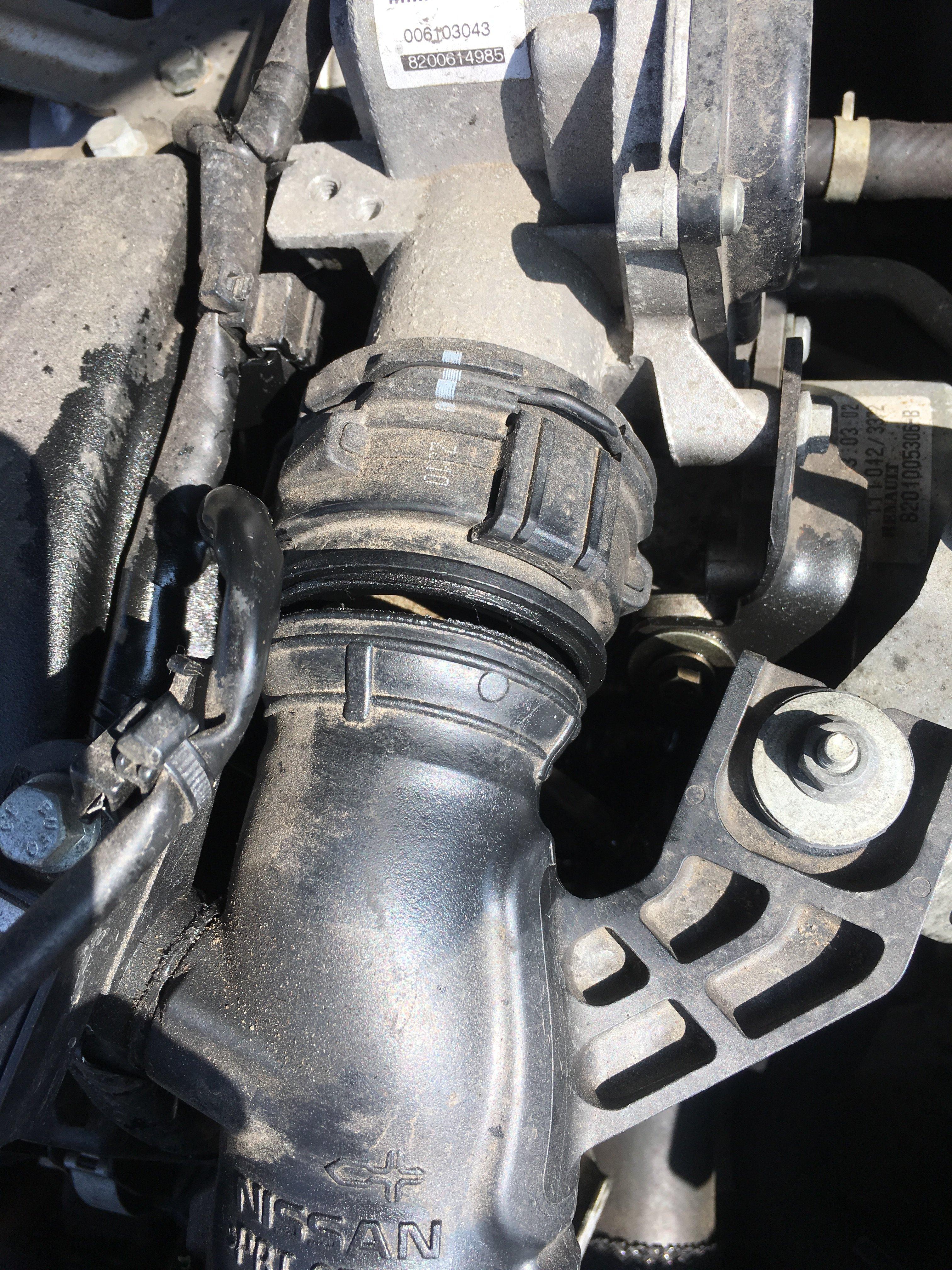Resetting Engine Warning Light (Nissan Qashqai) | AVForums