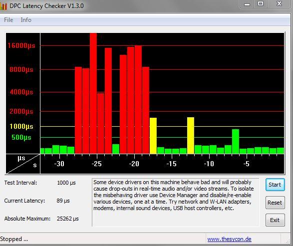 Windows7 64bit audio stutter and popping | AVForums