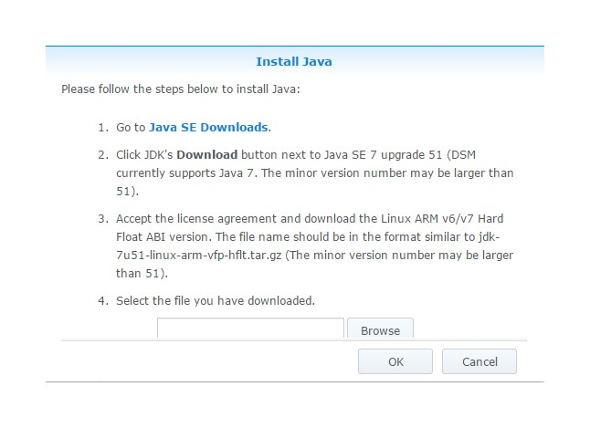 Question - Serviio install help for Synology | AVForums