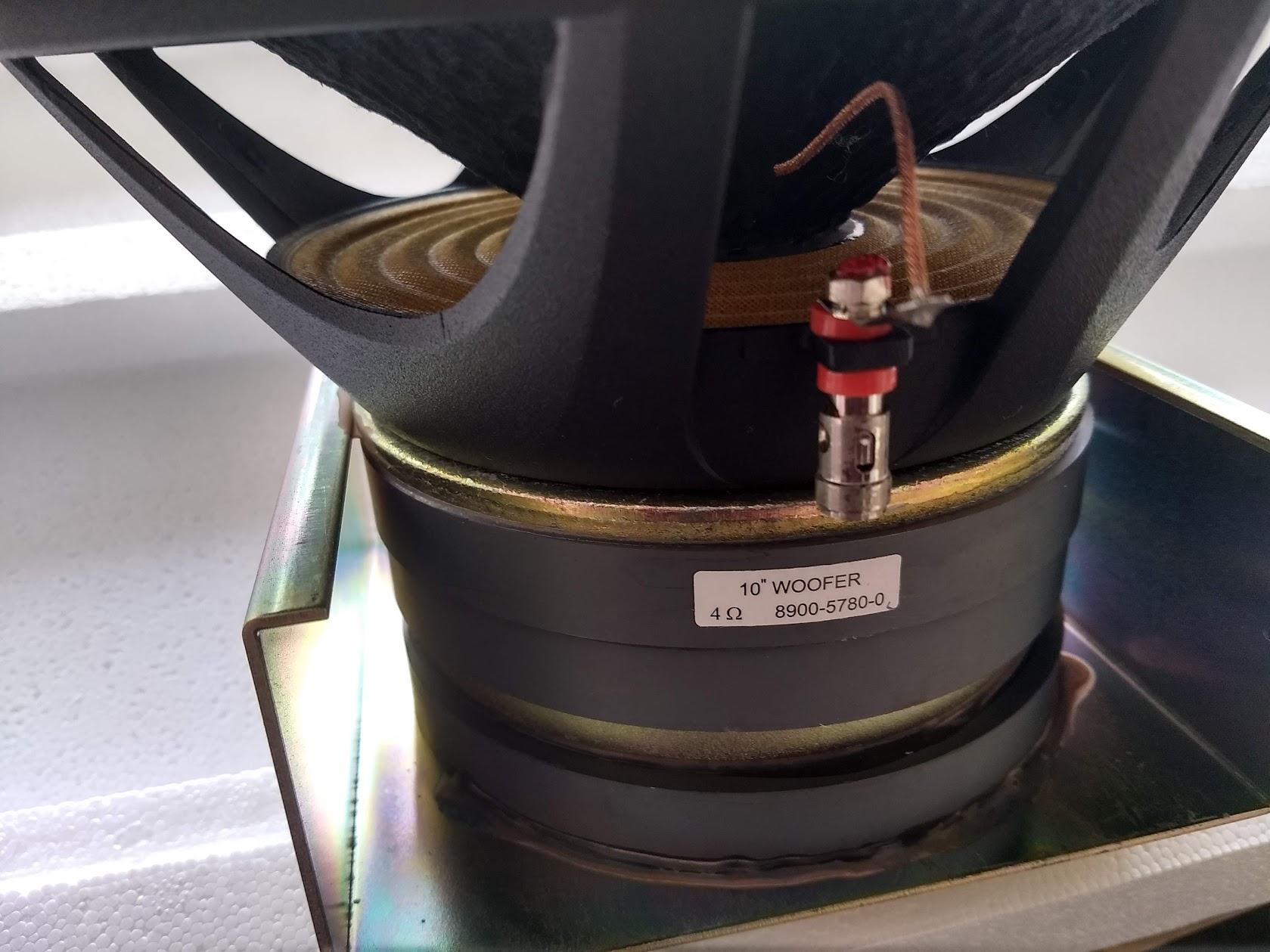 Question - KEF PSW3000 Repair | AVForums