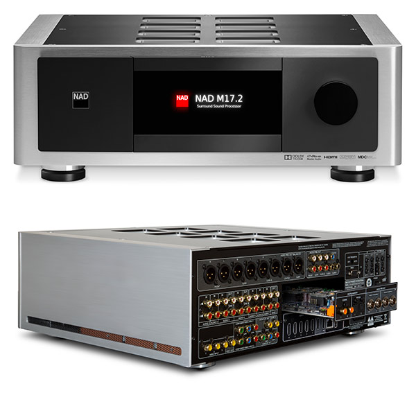 NAD M17 2 11 2 4K/HDR Dolby Atmos Processor | AVForums