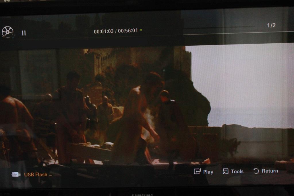 no haze jpg - How To Get Rid Of Purple Spot On Tv