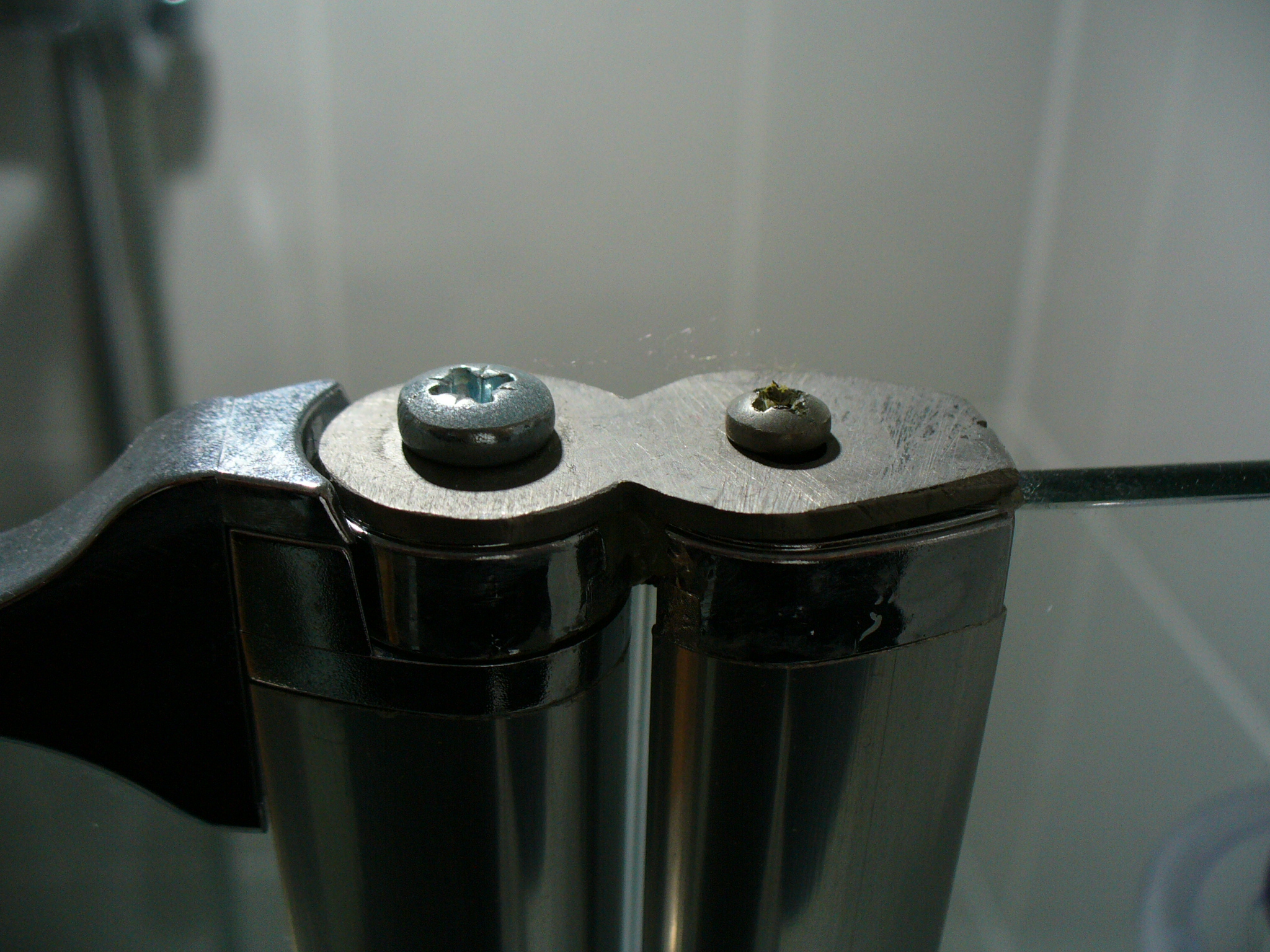 Shower Screen Pivot Hinge Broken Avforums
