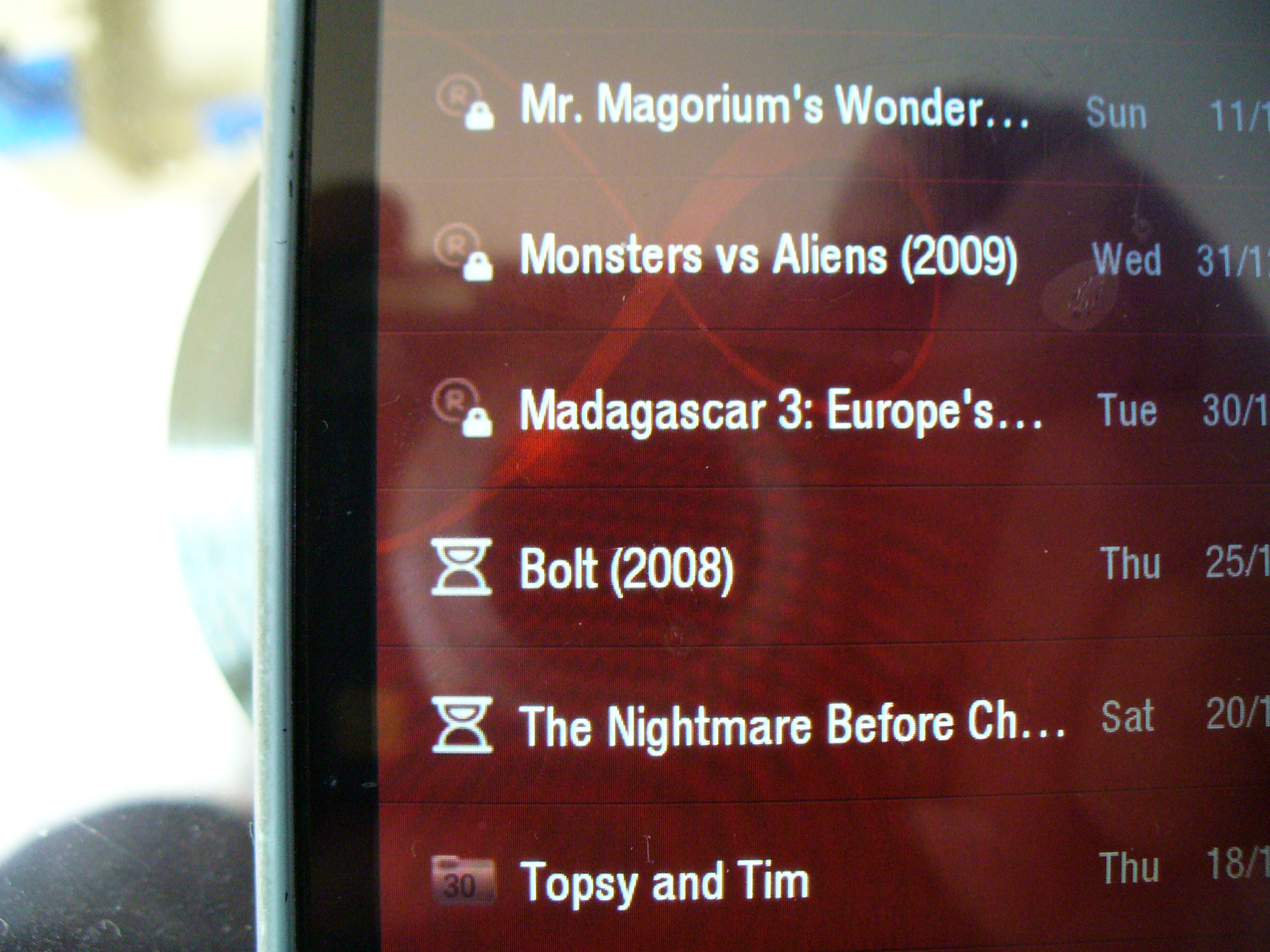 TIVO updated and auto deleting recordings | AVForums
