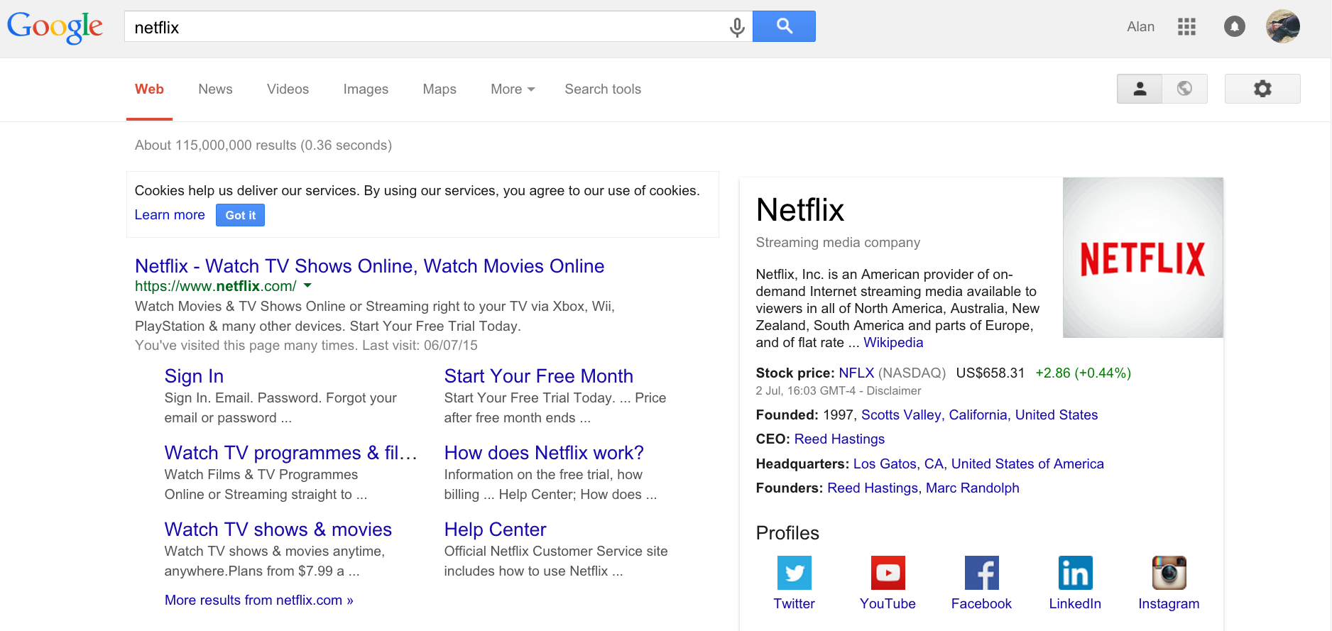 HELP  Netflix problem on my mac using Chrome? | AVForums