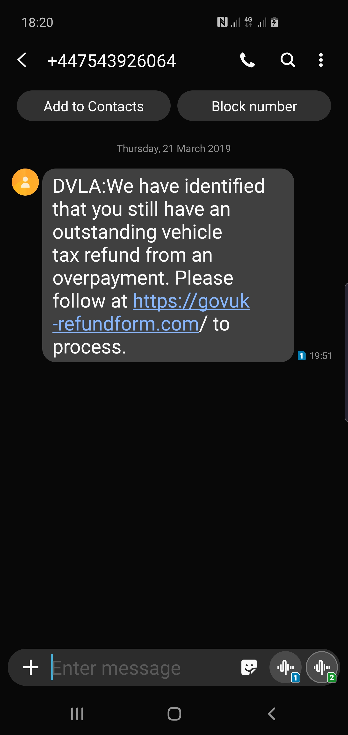 Car Tax Refund query   AVForums