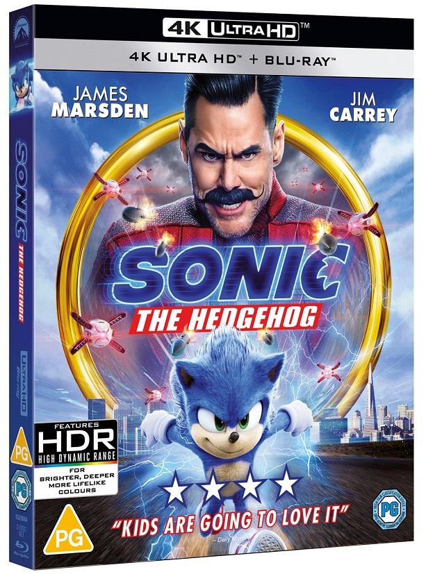 Sonic The Hedgehog 4k Uhd Avforums