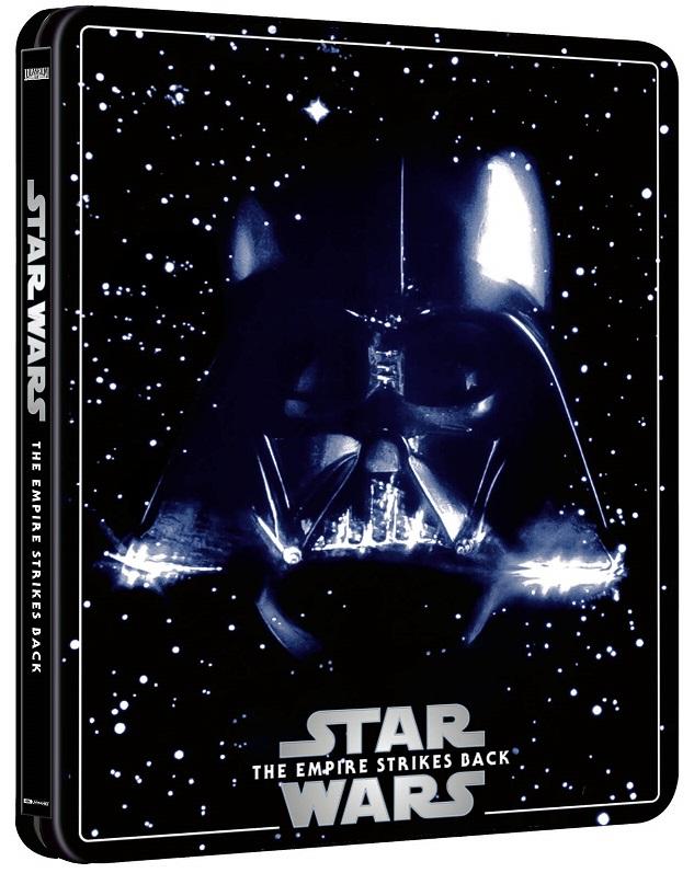 Star Wars Episode V The Empire Strikes Back Zavvi Exclusive 4k Uhd Blu Ray Steelbook Avforums