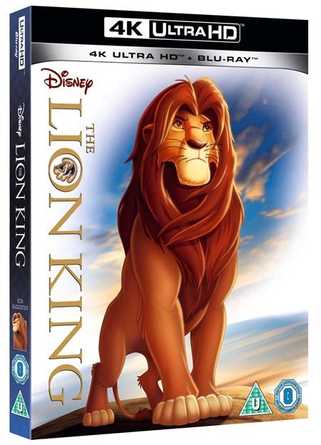 the lion king 4k uhd