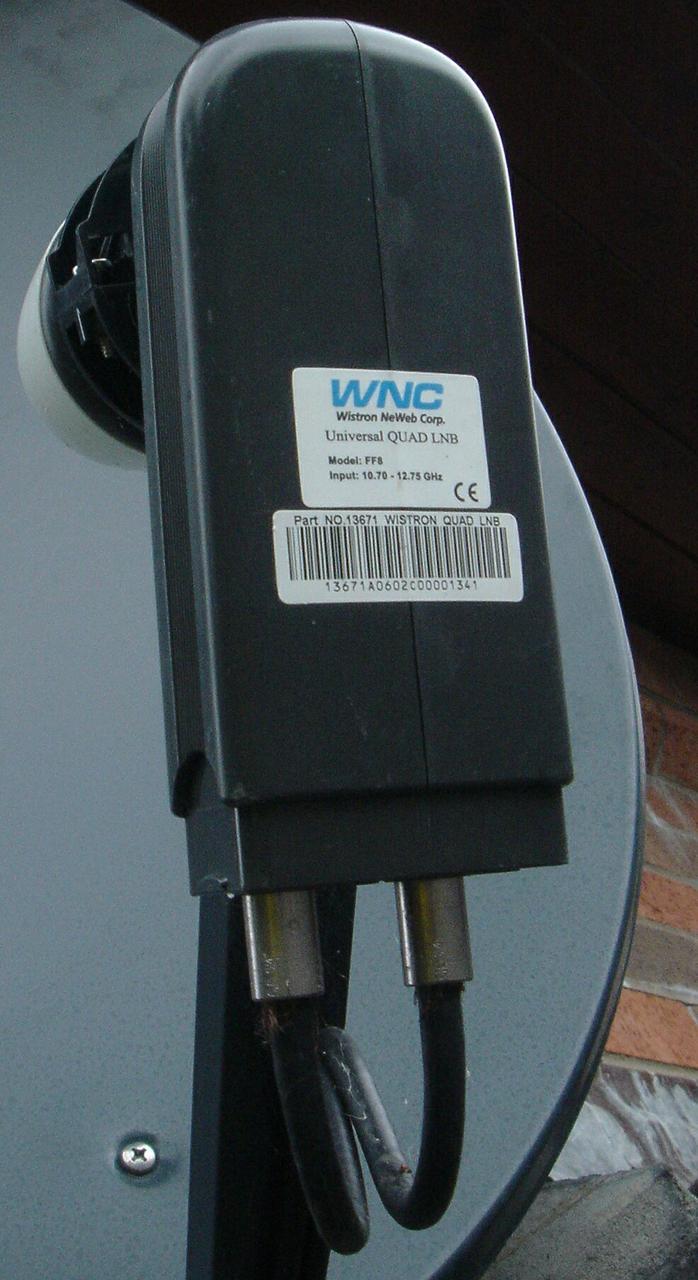 Wistron WNC Quad LNB | AVForums