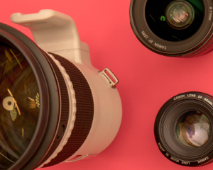Win £100 to spend on camera gear with MPB