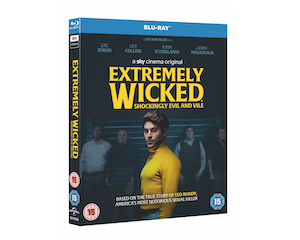 Win a copy of Extremely Wicked, Shockingly Evil and Vile on Blu-ray