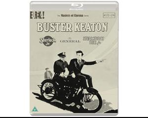 Win a copy of Buster Keaton: 3 Films on Blu-ray