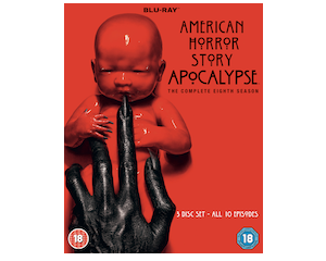 Win a copy of American Horror Story: Apocalypse on Blu-ray
